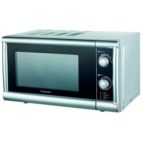 Микроволновая печь Starwind SMW3520 20 л, 700 Вт, белый/черный