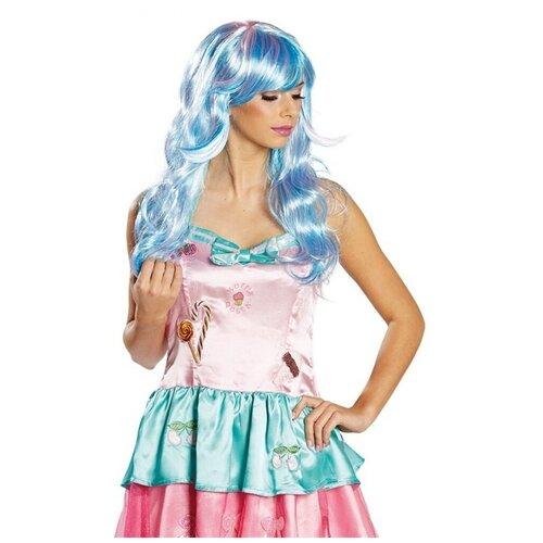 Купить Розово-голубой парик (9032), RUBIE'S