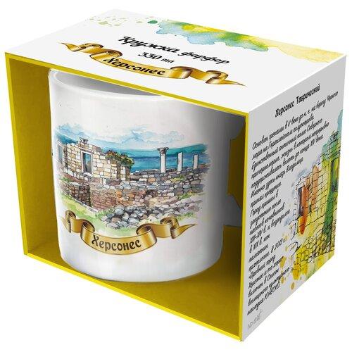 Кружка «Херсонес. Херсонес Таврический» (подарочная упаковка)
