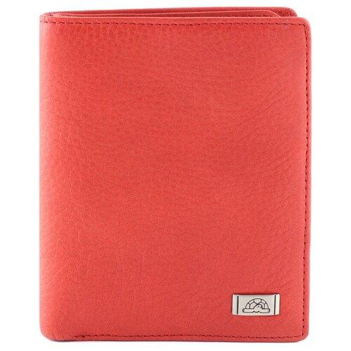 Обложка портмоне+авто Tony Perotti Contatto, женская, натуральная кожа, красный