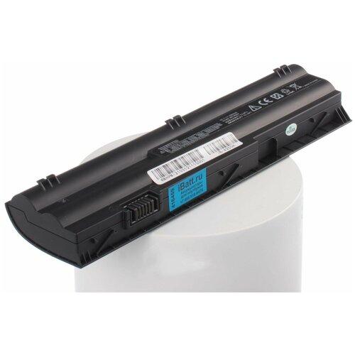 Аккумуляторная батарея iBatt iB-U1-A250H 5200mAh для HP-Compaq Mini 210-3051er, Pavilion dm1-4000er, Mini 210-3052er, Mini 110-4101er, Pavilion dm1-4100er, Mini 210-3000er, Pavilion dm1-4001er, Mini 200-4251sr, Pavilion dm1-4300, Mini 210-3000