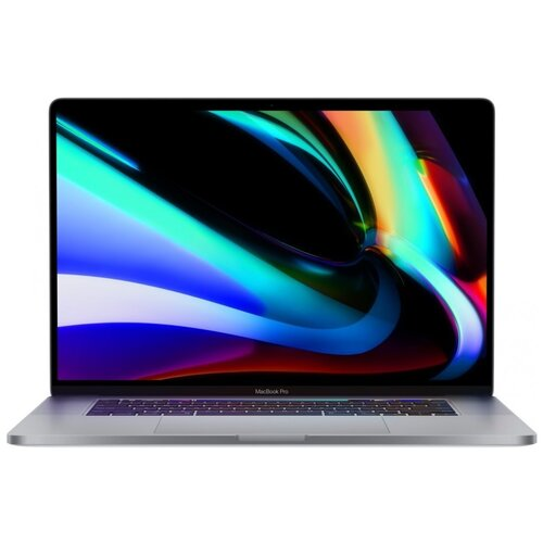"Ноутбук Apple MacBook Pro 16 (Intel Core i9 9980HK 2400MHz/16""/3072x1920/16GB/512GB SSD/AMD Radeon Pro 5500M 4GB/macOS) Z0XZ00034, серый"