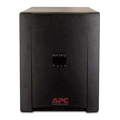Батареи Smart-UPS 24V Battery Pack (for SUA750XLI/SUA1000XLI) Hot Pluggable, Intelligent Battery Management - SUA24XLBP