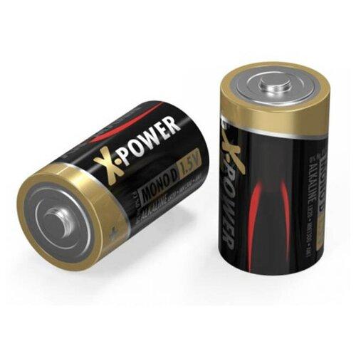 Батарейка D - Ansmann X-Power LR20 Bulk (20 штук) 5015701 батарейка d ansmann red lr20 bl2 2 штуки 1514 0000