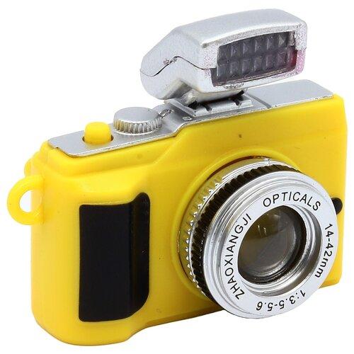AR1192 Фотоаппарат со вспышкой (желтый)
