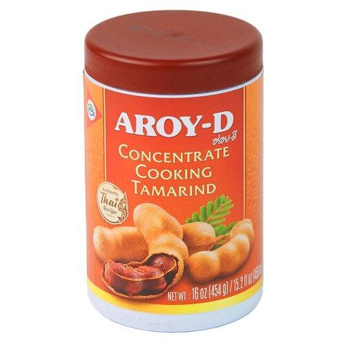 Aroy-D Паста из тамаринда, 454 г паста чили с соевым маслом aroy d 260 г