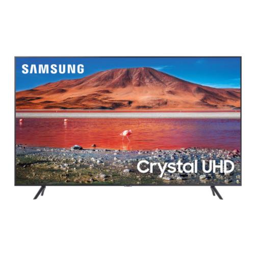 Фото - 4K UHD Телевизор Samsung UE55TU7097U 55 4k uhd телевизор samsung ue75au8000uxru