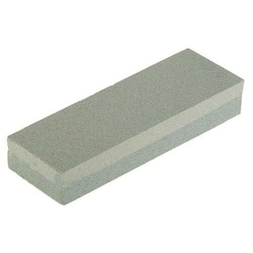 TUNDRA Брусок абразивный TUNDRA, Р120/240, 150 мм