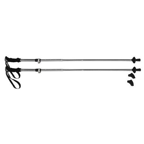 Фото - Палки для скандинавской ходьбы Larsen Camping складные 110-130 см (3х секционные) палки для скандинавской ходьбы larsen camping