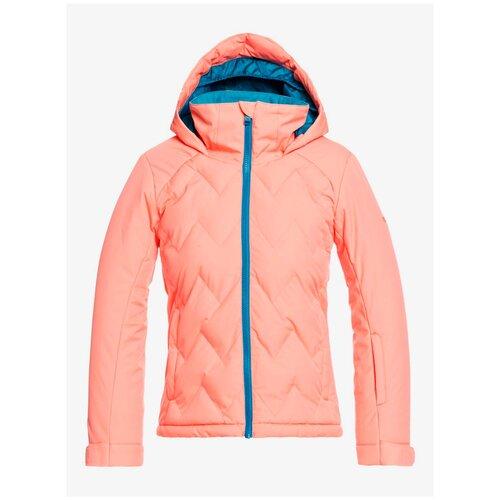 Куртка Roxy размер 14, розовый