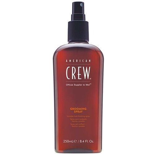 Купить American Crew Спрей для укладки волос Grooming, средняя фиксация, 250 мл.