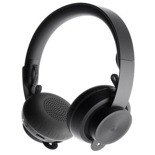 беспроводная гарнитура logitech wireless headset h600 981 000342 Гарнитура беспроводная Logitech Zone Wireless UC(981-000914)