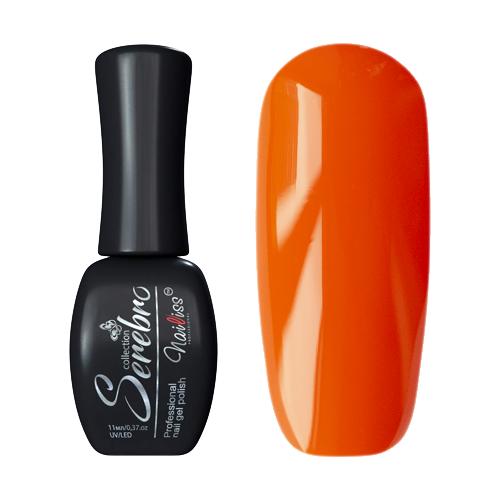 Купить Гель-лак для ногтей Serebro Классическая коллекция, 11 мл, 088 календула