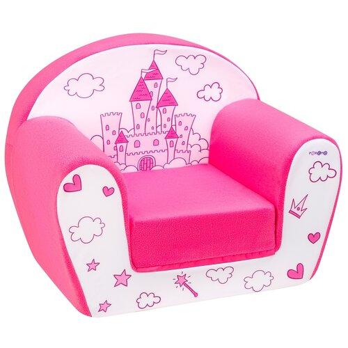 Фото - Раскладное детское кресло Paremo бескаркасное, мягкое, Дрими, цвет Элис Роуз (PCR320-40) раскладное детское кресло paremo бескаркасное мягкое дрими крошка перси pcr320 50
