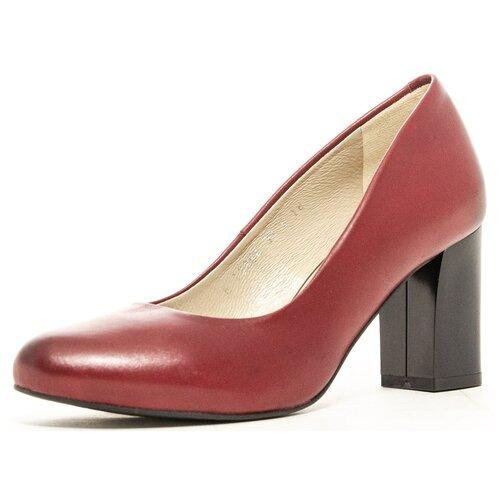 Туфли GOERGO , размер 36 , красный