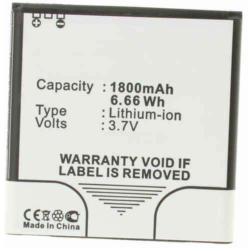 Аккумулятор iBatt iB-U2-M470 1800mAh для Huawei Ascend Y330, U8812D, Ascend Y221, U8825 Ascend G330, Ascend G302D, Ascend Q,