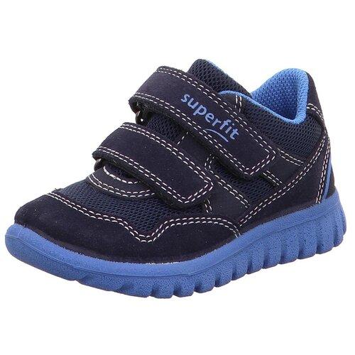 Ботинки SPORT7 MINI 6-09191-80 Superfit, Размер 24, Цвет 80-темно-синий