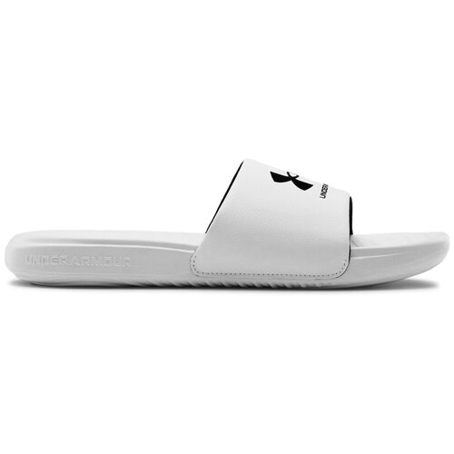 Шлепанцы Under Armour Ansa Fix Slides, размер 10, white 103