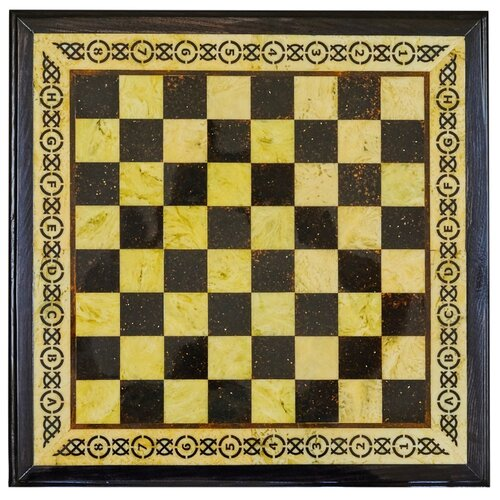 Amber-регион Шахматный ларец из янтаря