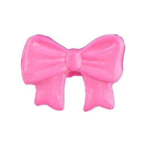 Купить Пуговицы детские Gamma 18 мм, 36 шт, №D515, розовые (AY 10004)