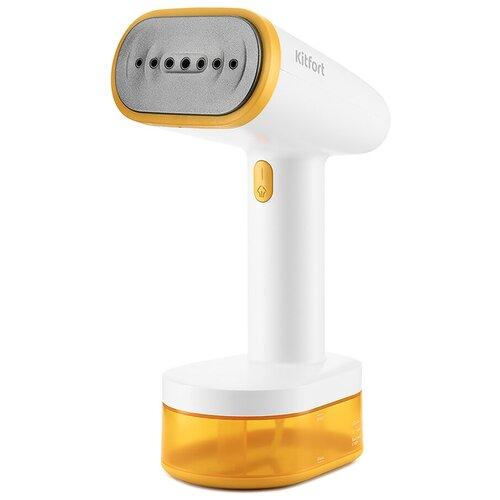 Ручной отпариватель Kitfort КТ-984-5 желтый