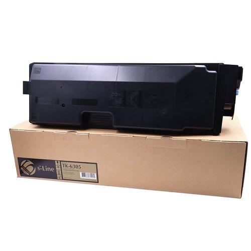Тонер-картридж булат s-Line TK-6305 для Kyocera TASKalfa 3500i (Чёрный, 35000 стр.)