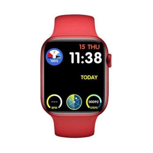 Смарт часы IWO 14 Pro Lite Red