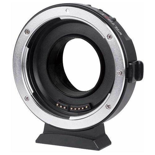 Фото - Переходное кольцо VILTROX EF-M1 с байонета EOS на Micro 4/3 с управлением функциями объектива переходное кольцо dofa с байонета pk на micro 4 3 pk m43