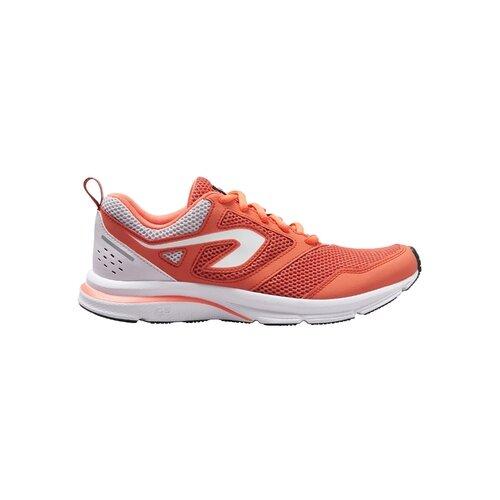 Кроссовки для бега женские RUN ACTIVE оранжевые, размер: 42 (9), цвет: Красный/Светло-Серый KALENJI Х Декатлон skechers кроссовки женские skechers summits размер 42