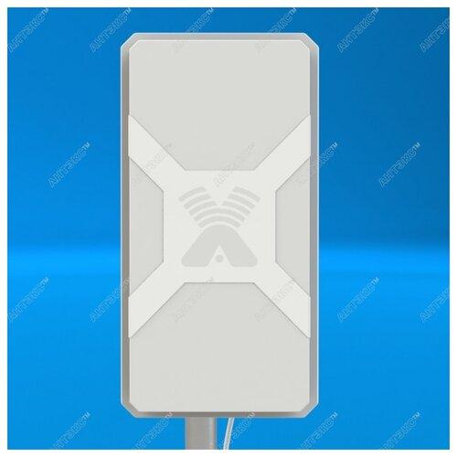 Антенна Антекс Nitsa-5 MIMO 2x2 BOX 2*SMA-male USB 10м 14Dbi