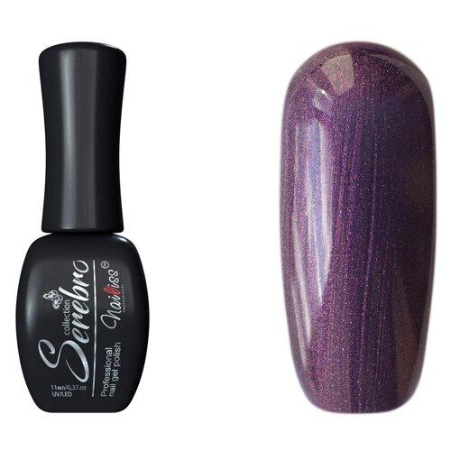 Купить Гель-лак для ногтей Serebro Классическая коллекция, 11 мл, 119