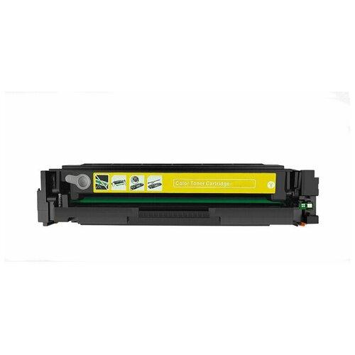 Картридж GalaPrint W2032A HP 415А (без чипа), Yellow (желтый), для лазерного принтера, совместимый