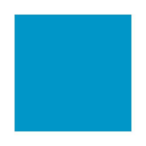 Фото - Небесно-голубой бумажный фон FST 2.72x11 м. фон бумажный fst 2 72x11 м 1025 photographic grey