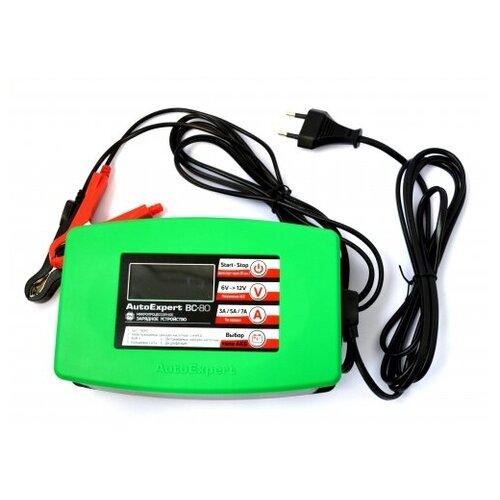 Фото - Зарядное устройство AutoExpert BC-80 зарядное устройство autoexpert bc 65