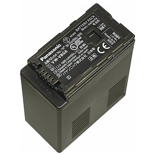Аккумулятор PANASONIC VBG 6E-K
