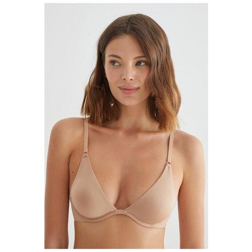 Фото - Бюстгальтер infinity lingerie, размер 70B, бежевый бюстгальтер infinity lingerie poly размер 75e бирюзовый