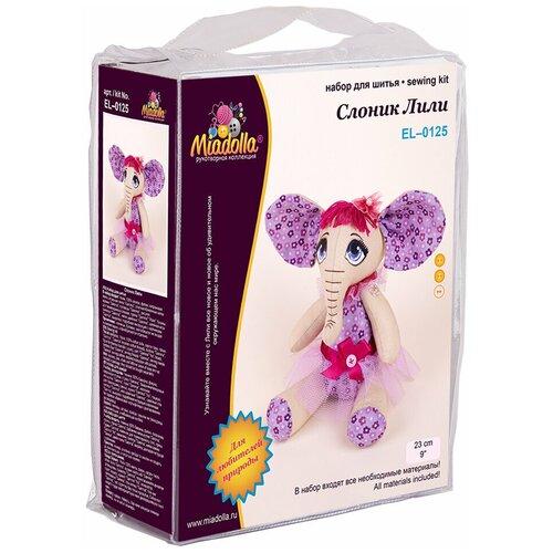 Комплект для шитья игрушки Miadolla