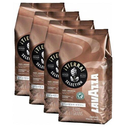 Lavazza Кофе в зёрнах Lavazza Tierra 4 кг