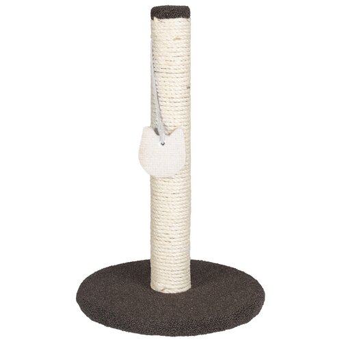 Когтеточка столбик для кошек Tappi Боза сизаль 36,5 х 36,5 х 47 см (1 шт)