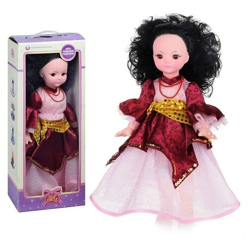 Кукла Кармен 45см в коробке