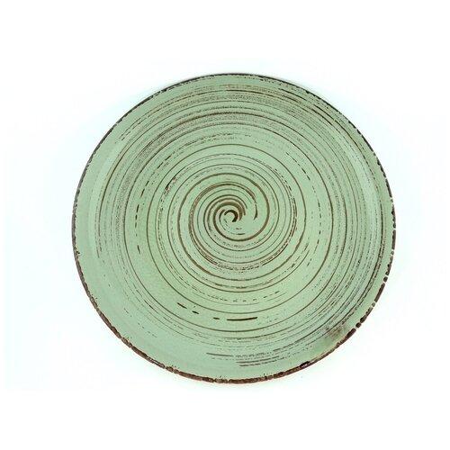 миска для вторых блюд борисовская керамика cтандарт диаметр 18 см Керамическая тарелка для вторых блюд / десерта 18 см ручная работа