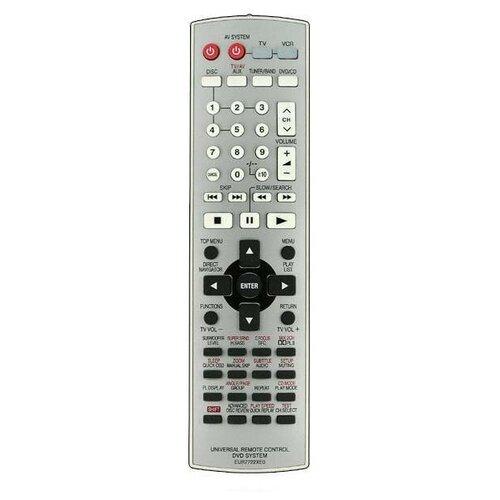 Фото - Пульт ДУ Panasonic EUR 7722XEO Home Theater пульт ду panasonic eur 7722x20 universal dvd vhs system