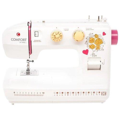 Фото - Швейная машина Comfort 333 (COMFORT 333) швейная машина comfort comfort 250