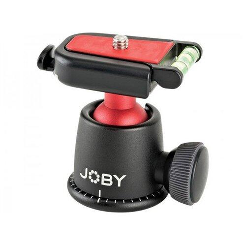 Фото - Головка для штатива Joby Ballhead 3K Black-Red JB01513-BWW ремень для фотокамеры joby ultrafit hand strap with ultraplate jb01277 bww серый