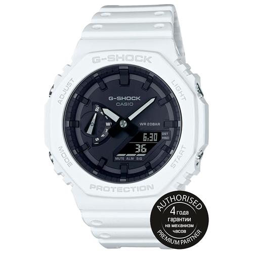 CASIO Наручные часы CASIO GA-2100-7AER