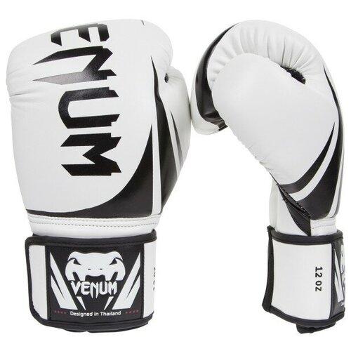 Перчатки боксерские Venum Challenger 2.0 White 12 унций