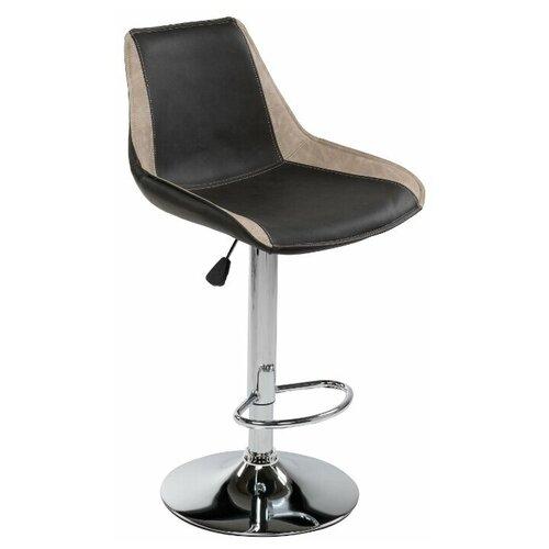 Барный стул Woodville Kozi черный / серый 1 шт. барный стул woodville kozi