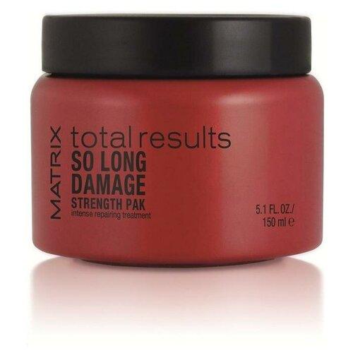 Купить Matrix Total Results So Long Damage Mask Маска для восстановления волос 150 мл