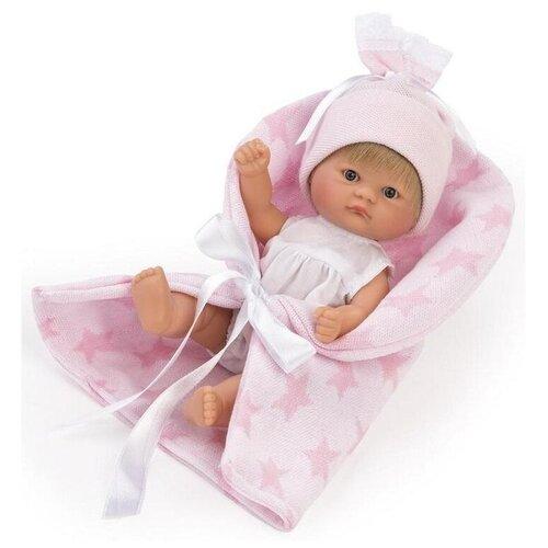 Asi ASI Кукла виниловая Аси (Asi) Пупсик в розовом конверте (20 см)