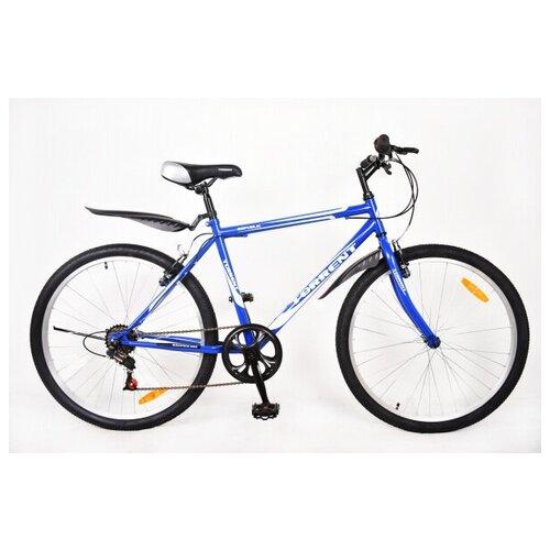 Велосипед Torrent Republic, сталь, бело-голубой